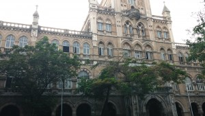 Mumbai architecture and Mumbai streetscape