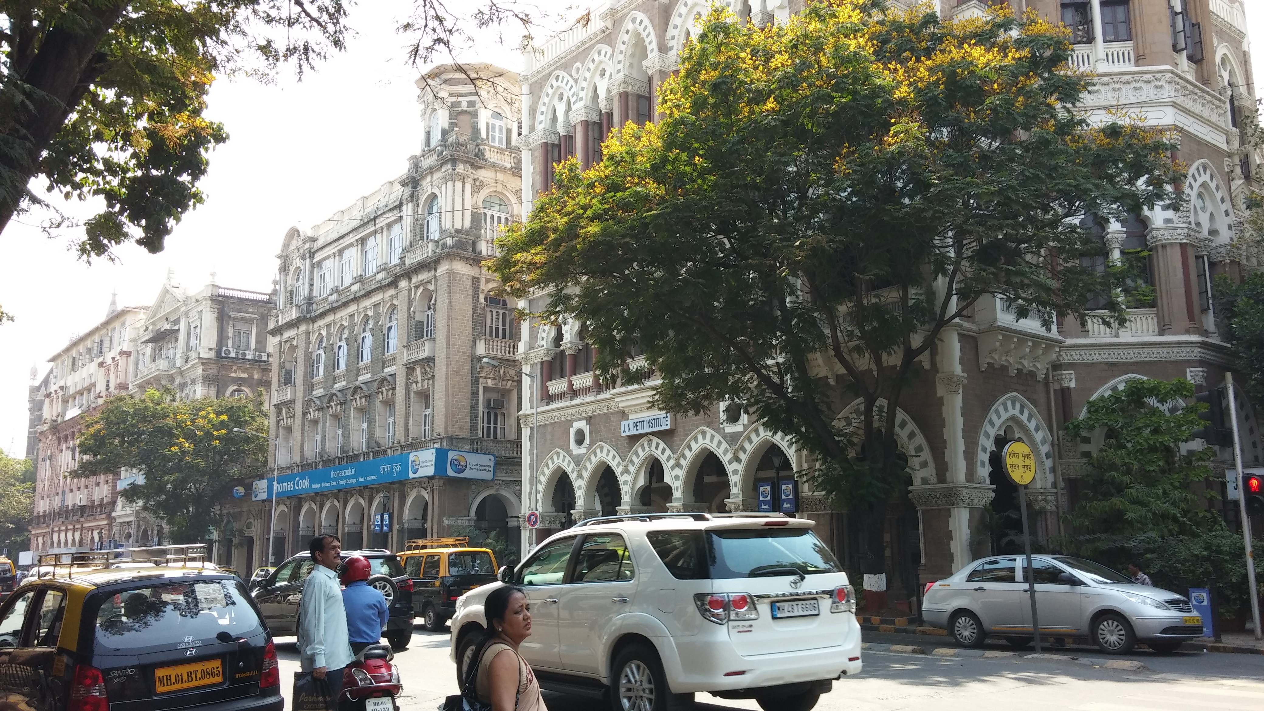 Fort district, Mumbai, India