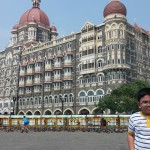The Gateway of India and Taj Mahal Palace Hotel, Mumbai