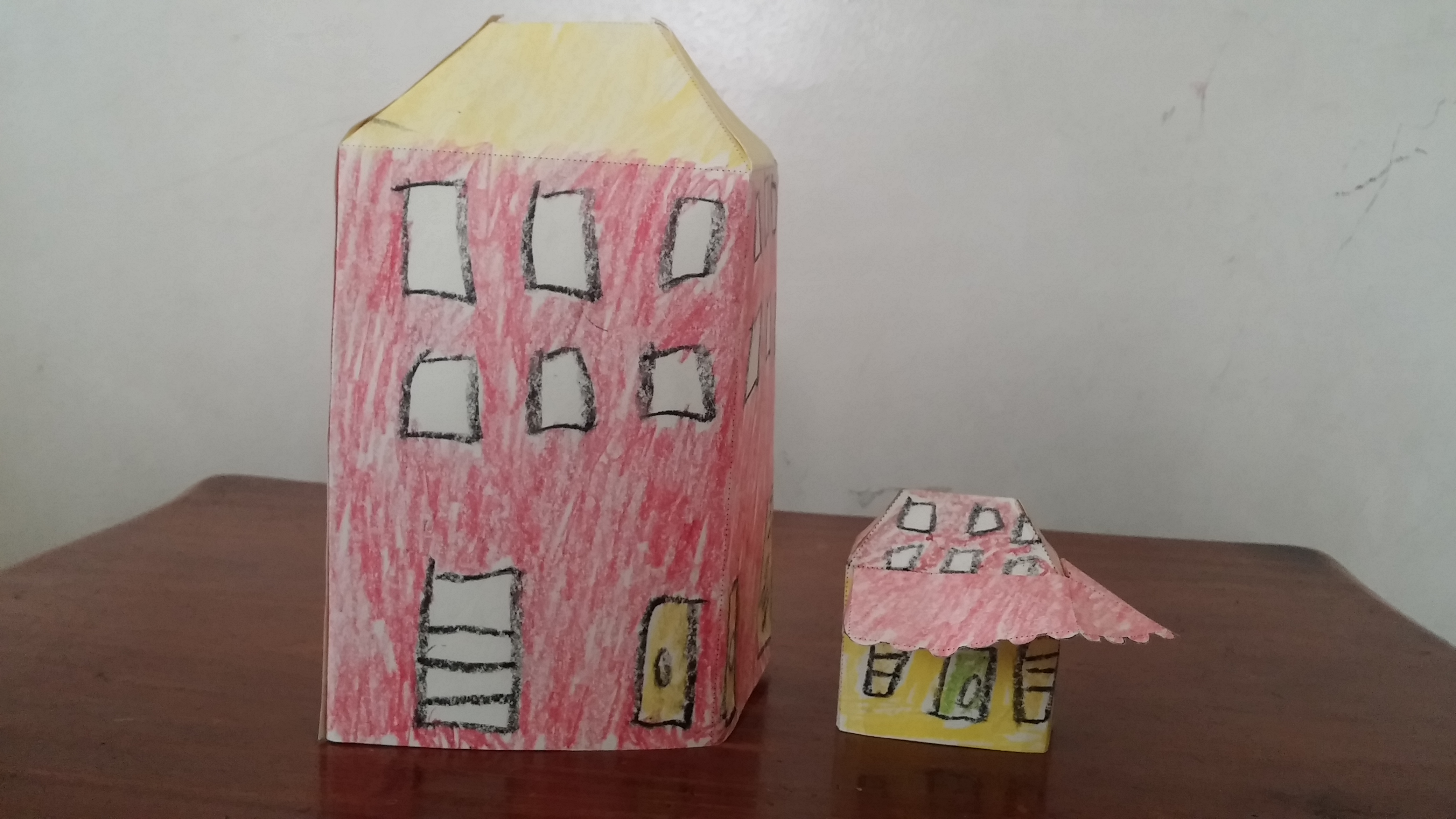 paper towns  paper houses  free resources for paper houses