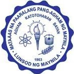 Manila Science High School Seal