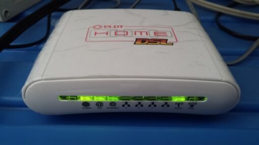 My new PLDT Home DSL modem: Changing username, wifi SSID, and
