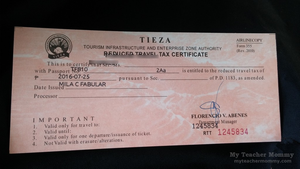 tax exemptions for dependents philippines