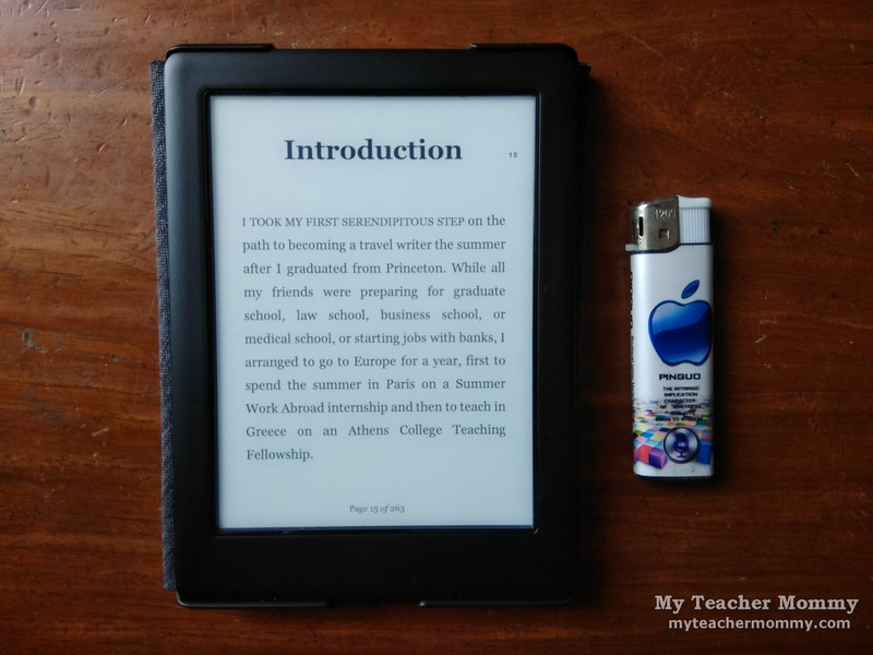 Kobo Glo HD e-book reader : Review of the Kobo Glo HD ebook