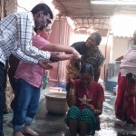 Salem Tamil pre-wedding rituals