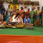 Traditional Tamil wedding, Salem