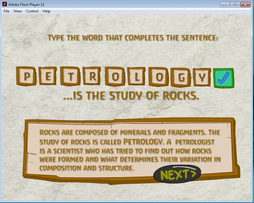 """DOST module """"Rocks and Rock Cycle"""""""