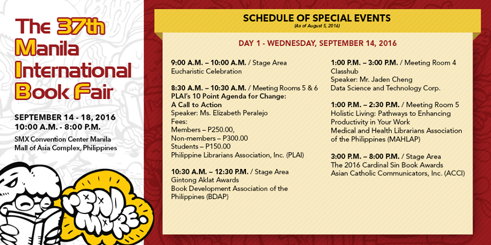 MIBF2016_schedule_of_events_day1